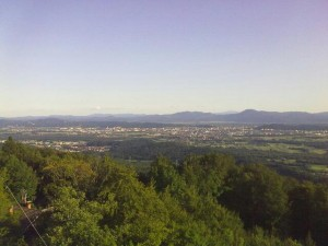 Pogled iz Rašice